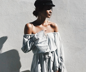 aesthetic, fashion, and summer outfit image