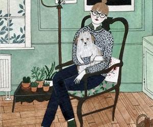 illustration, art, and yelena bryksenkova image