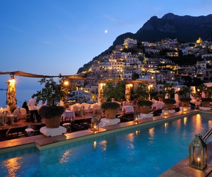 italy, luxury, and light image