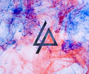 colorful, lp, and linkinpark image