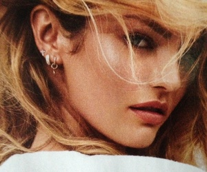 piercing and candice swanepoel image