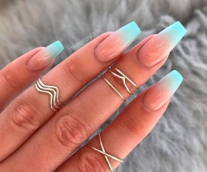 design, nails, and cute image