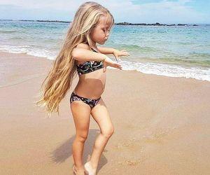 babies, bikini, and model image