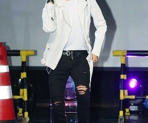 kpop, stage, and samuel kim image