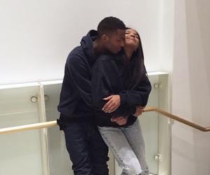 couple, Relationship, and hug image