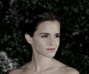 emma watson, beauty and the beast, and actress image