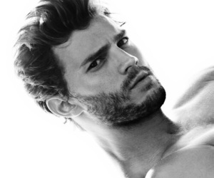 Jamie Dornan, sexy, and christian grey image