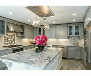 beautiful, home, and kitchen image