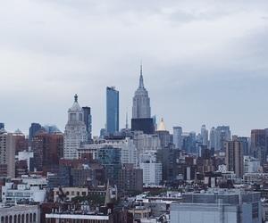 background, new york, and new york city image