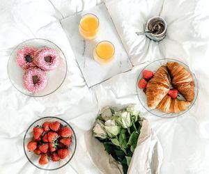 croissants, delicious, and dessert image
