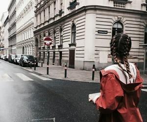 fashion, hair, and city image