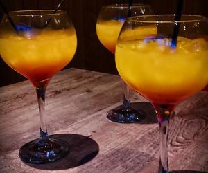 bar, Cocktails, and drink image