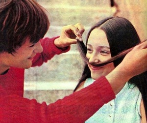 romeo and juliet, leonard whiting, and Olivia Hussey image