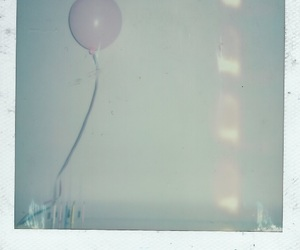 aesthetic, balloon, and grunge image