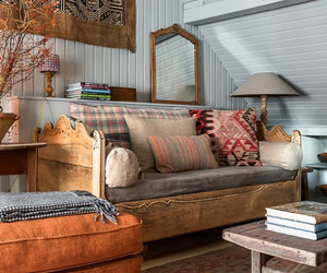 home decor and rustic image