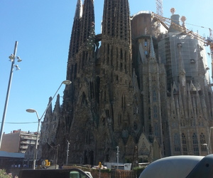 barcellona, spagna, and trip image