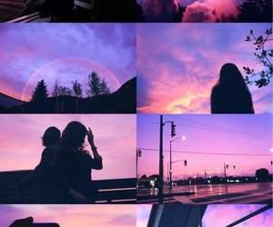 purple, pink, and sky image