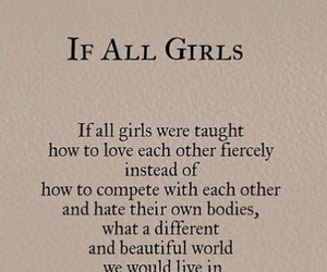 quotes, girl, and girl power image