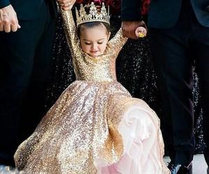 princess, kids, and baby image