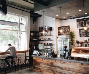 coffee, cafe, and theme image