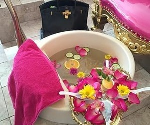 pedicure and spa image