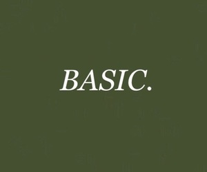basic, green, and theme image
