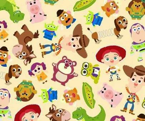toy story, wallpaper, and disney image