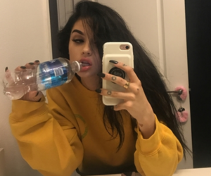 girl, maggie lindemann, and makeup image
