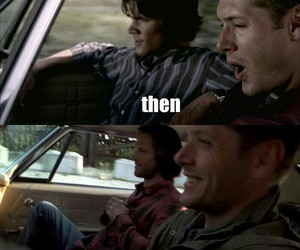 impala, spn, and supernatural image