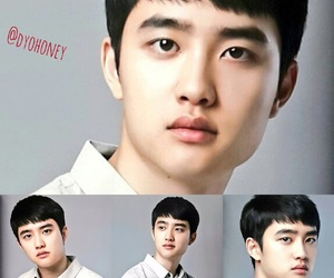 do, exo, and kyungsoo image