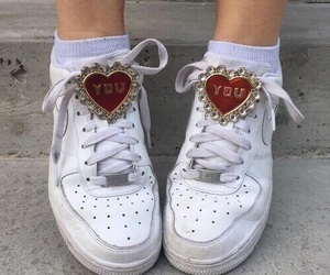 shoes, aesthetic, and nike image