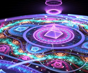 geometry, dmt, and quantum image
