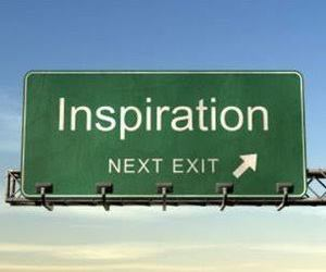 inspiration, exit, and sign image