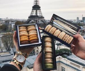 delicious, parís, and Dream image