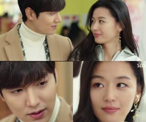 lee min ho, kdrama, and jun ji hyun image