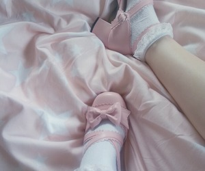 aesthetic, girl, and girly image