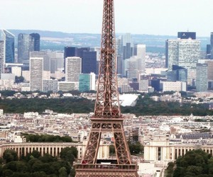 paris, tour montparnasse, and photography image