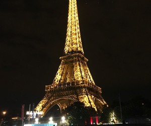 france, paris by night, and photographie image