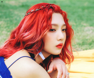 joy, red velvet, and the red summer image