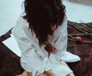 selena gomez, rose, and selena image