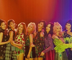 snsd, girls generation, and Sunny image