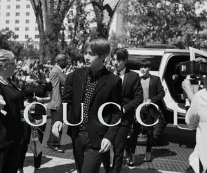 billboard, gucci, and k-pop image