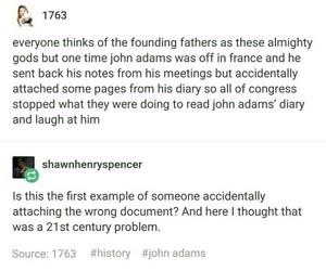 funny, hamilton, and tumblr image