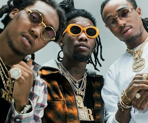 offset, takeoff, and migos image