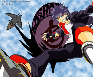 Action, adventure, and manga image