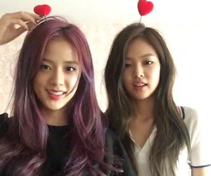 jennie, jisoo, and lisa image