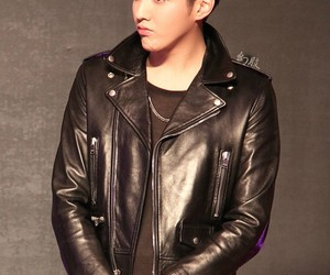 black, handsome men, and wuyifan image