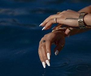 hands, luxury, and patience image