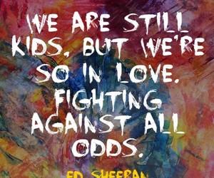 divide, ed sheeran, and perfect image