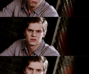boy, evan peters, and ahs image